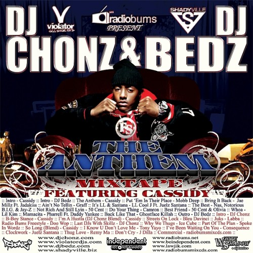 DJ Bedz & DJ Chonz - The Anthem